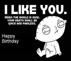 Family Guy Birthday Meme - stewie family guy happy birthday quote pictures photos and