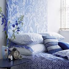 Best Blue And White Rooms Images On Pinterest White Rooms - Blue and white bedrooms ideas