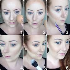 take your loose powder and pat it onto the areas you 39 ve added concealer where