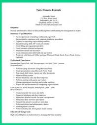 Example Of Resume Letter by Proper Resume Job Format Examples Data Sample Resume The Sample