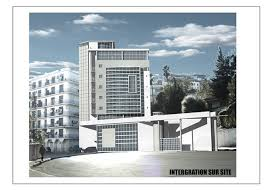 immeuble de bureau immeuble de bureaux au télemly