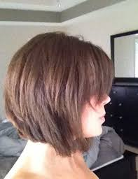 uneven bob for thick hair best 25 layered inverted bob ideas on pinterest inverted bob