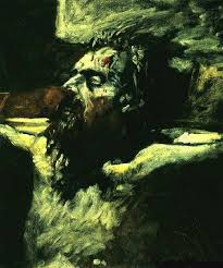 crucifixion of jesus famous paintings