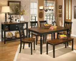 amazon com ashley furniture signature design owingsville dining