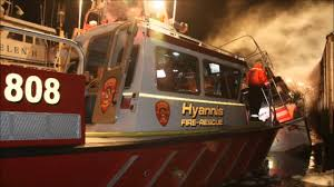 hyannis firefighters in action barnstable cape cod hyannis news
