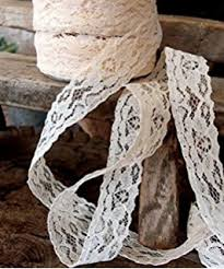 lace ribbon by the yard 1 2 crochet lace cotton ribbon trim pattern gift wrap
