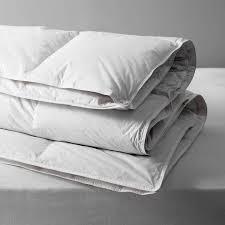the seasons collection light warmth white goose down comforter john lewis natural white goose down duvet 13 5 tog 4 5 9 tog