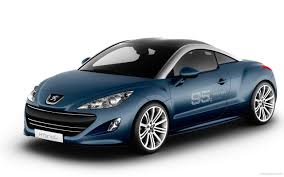 latest peugeot cars image for peugeot rcz hybrid4 concept 2 peugeot cars pinterest