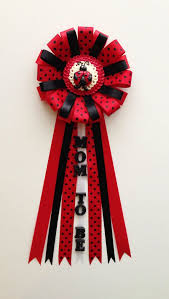 Ladybug Baby Shower Centerpieces by Ladybug Baby Shower Corsage Baby Ready To By Crazycraftfrog
