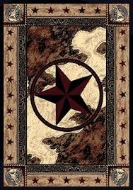 Lone Star Western Decor Coupon Rustic Area Rugs Area Rugs For Rustic Cabin Or Western Decor