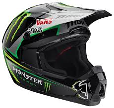 thor helmet motocross thor quadrant pro circuit monster energy helmet revzilla