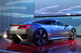 infinity car the driving philosopher the sportscar future from honda and