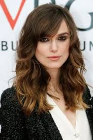 hi light fringe hairstyles how to 21 trendy hairstyles to slim your round face bangs long
