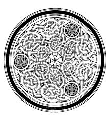 free coloring page coloring free mandala difficult to print