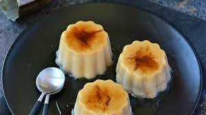 cuisiner le millet flan de millet au caramel recette par la gourmandise selon angie