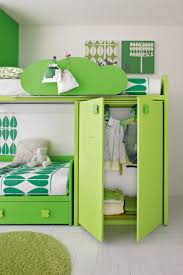 Mint Green Bedroom by Mint Green Room Idea With Bunk Bed Also White Wall Paint Color