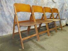 Wood Folding Chairs Wood Folding Chairs Ebay