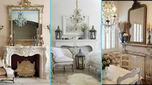 Home Decor Shabby Chic by Diy Shabby Chic Style Faux Fireplace Decor Ideas Home Decor