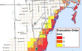 Weather Map Miami by Hurricane Irma Miami Dade Expands Irma Evacuation Orders Miami