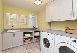 Laundry Room Sinks With Cabinet Utility Cabinets Laundry Room Sink With Shelves Home Interiors