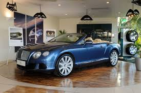 bentley showroom tips to selling your used bentley online exotic car list