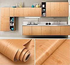 what is the best liner for kitchen cabinets faux wood grain contact paper vinyl self adhesive shelf drawer liner for kitchen cabinets shelves table desk dresser furniture arts and crafts decal