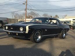 1969 camaro x11 1969 chevrolet camaro ss x11 350 black on black stunning for sale