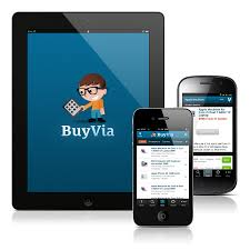 best black friday deals shopping apps buyvia mobile shopping and coupons app iphone android