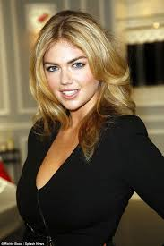 kate uptons hair colour style awards 2013 kate upton swaps her ripped jeans for plunging