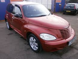2004 chrysler pt cruiser 2 2 crd diesel 5door hatchback hpi