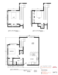 floorplans capitol lofts
