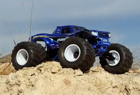 original bigfoot monster truck toy pro line project garage traxxas bigfoot stampede goes u201cbeast mode