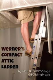 from fakro scissors attic ladder no sharp corners or cumbersome