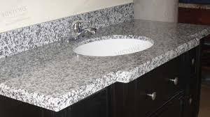 big white flower granite countertops granite bathroom counter