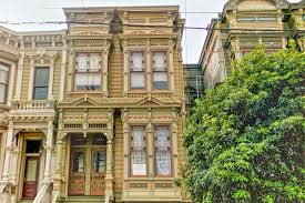 victorian house style famous victorian houses of san francisco in pictures