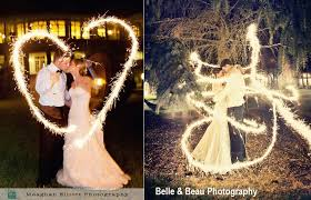 sparklers for wedding put some sparkle in your guests wedding sparklers the