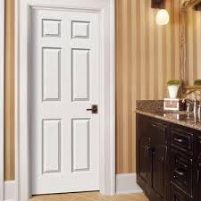 modular home interior doors white interior doors with white 6 panel interior door