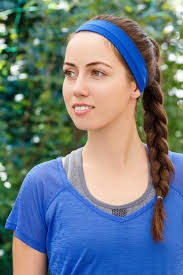 headband ponytail braided ponytail how to create this easy hairstyle for the