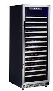Outdoor Compact Compressor Wine Cooler  Front Venting Wine Cooler