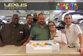 lexus service dept lexus of north miami service department september birthdays