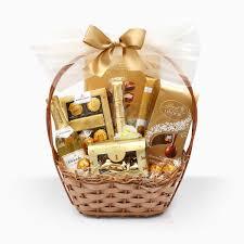 small gift baskets gift basket small golden treasure wellenmark