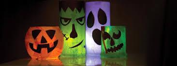 how to make upcycled halloween luminaries creative green living