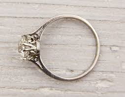 engagement rings antique what to when buying an antique engagement ring