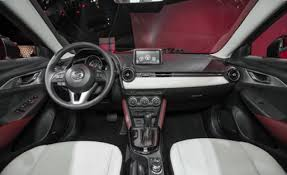 mazda interior 2016 2016 mazda cx 3 information and photos zombiedrive