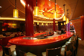 allure of the seas cruise ship lounges and bars