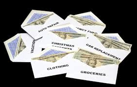 use the envelope system to save money this is how it works