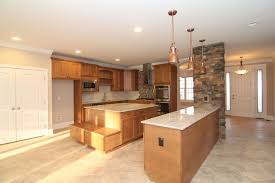 Two Island Kitchens One Story Craftsman Home U2013 Chapel Hill Home Builders U2013 Stanton Homes