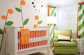 babyzimmer grün aufrüttelnde babyzimmer orange grün babyzimmer gestalten 1