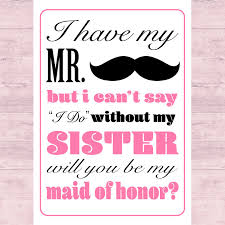 will you be my of honor gift will you be my of honor wine label gift of honor