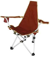 folding camping chair lawn chairs camping chaise portable chair